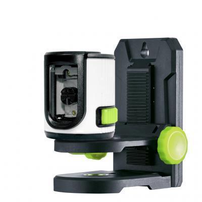 Лазерный уровень с зеленым лучом EasyCross-Laser Green Set Laserliner 081.081А