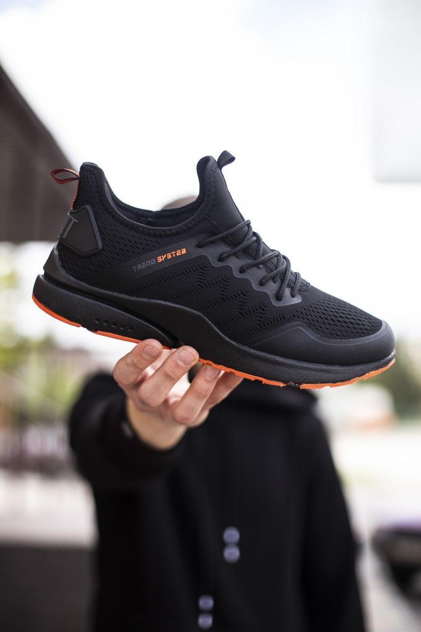 Чоловічі кросівки Саб престо систем (чорні)