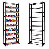 Вместительная Полка для обуви Amagazin shoe rack на 30 пар!Органайзер для обуви!!!, фото 2