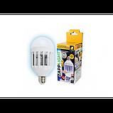 Светодиодная лампа приманка уничтожитель насекомых Zapp Light, фото 6