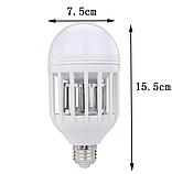 Светодиодная лампа приманка уничтожитель насекомых Zapp Light, фото 8
