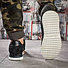 Кроссовки мужские Reebok Classic черные , фото 3