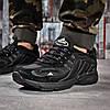 Кроссовки мужские Adidas Galaxy черные , фото 2