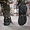 Кроссовки мужские Adidas Galaxy черные , фото 3