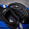 Кроссовки мужские Adidas Galaxy черные , фото 8