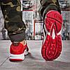 Кроссовки мужские Adidas Galaxy красные , фото 3