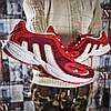 Кроссовки мужские Adidas Galaxy красные , фото 6