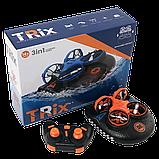 Катер-дрон-машинка Trix 3в1 K2!, фото 4