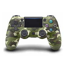 Геймпад Sony DualShock 4 Wireless Cont Green Cammo для PS4
