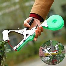 Степлер для подвязки растений Tape Tool для обвязки винограда помидоров огурцов деревьев цветов (AvitoTECH)