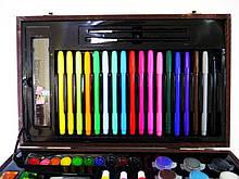 Набор для рисования детский 123 предмета Mega Art Set