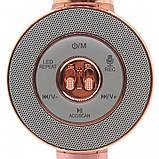 Портативный беспроводной микрофон-караоке Микрофон-колонка bluetooth WS-668, фото 10