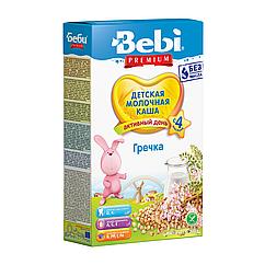 Молочна каша Bebi Premium Гречана, 4+, 200г
