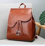Женские сумки-рюкзаки из искусственной кожи, фото 3