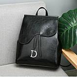 Женские сумки-рюкзаки из искусственной кожи, фото 4