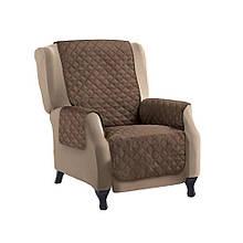 Красивое удобное Покрывало двухстороннее  для кресла Couch Coat!