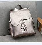 Женские сумки-рюкзаки из искусственной кожи, фото 5