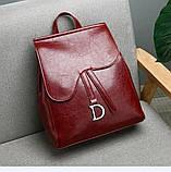 Женские сумки-рюкзаки из искусственной кожи, фото 2