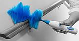 Электрическая щетка для уборки удаления пыли Hurricane Spin Duster, фото 3