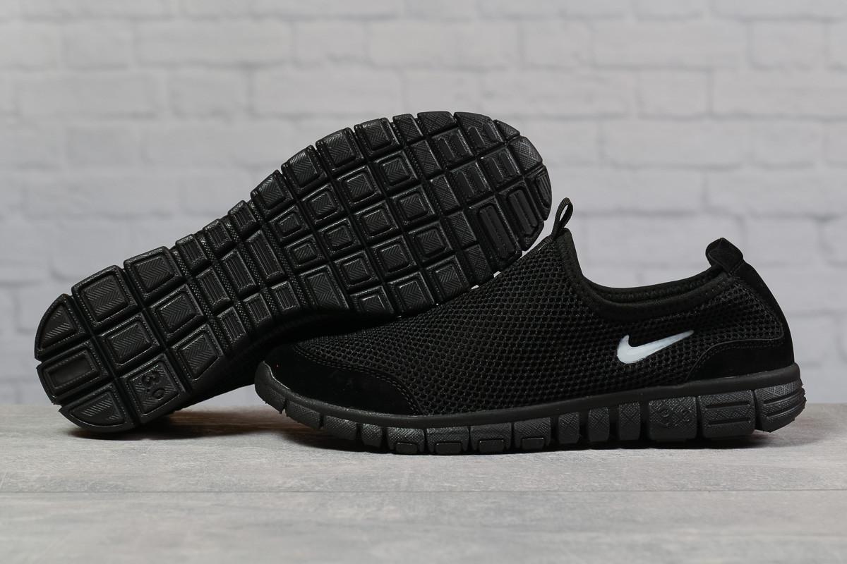 Кроссовки мужские Nike Free 3.0 черные  42