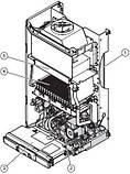 Двухконтурный газовый котел Vaillant atmo TEC pro VUW 20, 24, 28 кВт, фото 8