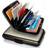Кошелек Security Credit Card Wallet большой XL !!!, фото 5