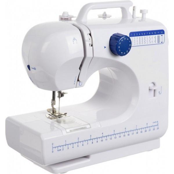 Швейная машинка оверлок Digital 12в1 Белая (FHSM-506)