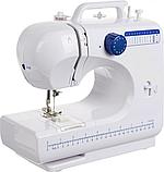 Швейная машинка оверлок Digital 12в1 Белая (FHSM-506), фото 5