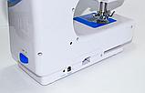 Швейная машинка оверлок Digital 12в1 Белая (FHSM-506), фото 6