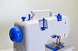 Швейная машинка оверлок Digital 12в1 Белая (FHSM-506), фото 10