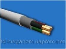 Кабель  ВВГнг 3х2,5 (Меганом)
