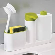 Органайзер для кухни и ванной Sink Tidy Sey Plus 3 в 1!