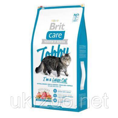 Сухий корм Бріт Кеа Кет, для великих котів, з качкою, 7 кг, 170348