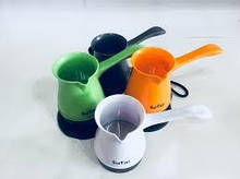 Турка электрическая кофеварка электротурка 0,5 л SuTai