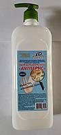 """Антисептик TM """"FreePack"""" 1 литр. Дезинфицирующие средство для рук и небольших поверхностей."""
