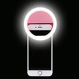 Селфи-лампа Led кольцо на телефон !, фото 2