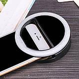 Селфи-лампа Led кольцо на телефон !, фото 3
