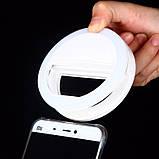 Селфи-лампа Led кольцо на телефон !, фото 6