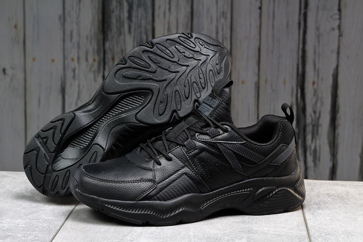 Кроссовки мужские BaaS Ploa Cushion черные BGSD10501