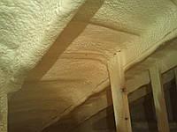 теплоизоляция дома пенополиуретаном