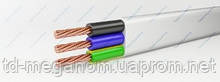Мотузка (дріт) ШВВП 3х1,5 (Меганом) ГОСТ