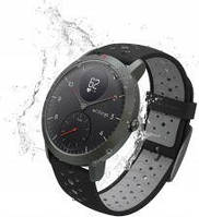 Withings Activite Steel Hr Sport Czarny