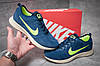 Кроссовки мужские Nike  Free Run 4.0 V2 синие BGSD11954, фото 2