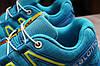 Кроссовки женские Salomon Speedcross 3 голубые , фото 7