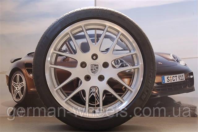 """Колеса 20"""" RS Spyder для Porsche Panamera"""