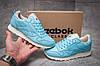 Кроссовки женские Reebok Classic голубые BGSD12832, фото 2