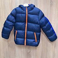 Куртка зимняя на мальчика 116/122 см Glo-story Венгрия