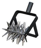 Культиватор - рыхлитель алюминиевый, 6 звезд MASTERTOOL 92-0019