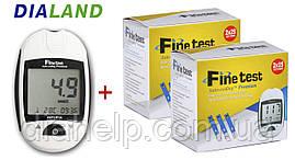 Глюкометр Файнтест Премиум (Finetest Premium) + 100 полосок