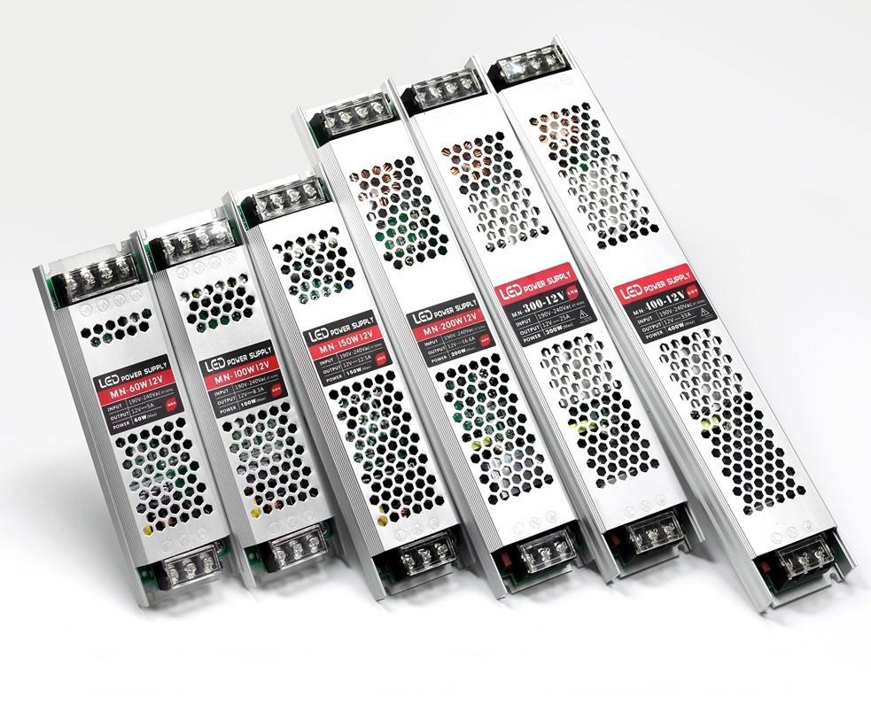 "Блок питания 12v 8,3а 100Вт ""ultra thin"" в алюминиевом корпусе. Премиум. Гарантия 2 года"